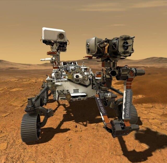 به صدای مریخ گوش دهید