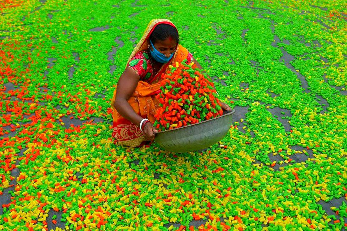 آماده سازی پفک هندی به سبک سرآشپز بوراک