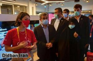 تحلیل سایت اصولگرا درباره سفر جنجالی احمدی نژاد