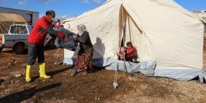 توزیع ۷۵ دستگاه بخاری برقی بین زلزلهزدگان خراسان شمالی