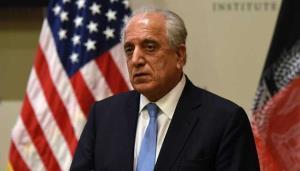 استعفای چهره معروف آمریکا در مذاکرات با افغانستان
