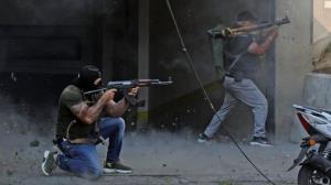 بازداشت ۲۰ نفر به اتهام تیراندازی بیروت