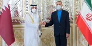 گفتوگوی تلفنی وزیر خارجه قطر با امیرعبداللهیان