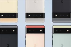 خانواده گوگل پیکسل ۶ میتواند رشد دوبرابری فروش را تجربه کند