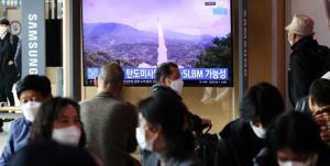 جزئیاتی از شلیک موشک بالستیک توسط کره شمالی