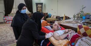 واکسیناسیون سیار کرونا برای گروههای آسیبپذیر کرمانشاه