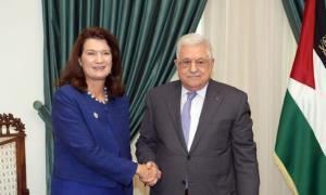 عباس: وضعیت کنونی فلسطین