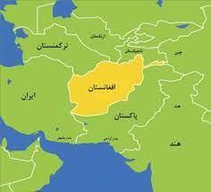 یکی از مقامات طالبان نمیتونه روی نقشه افغانستان رو پیدا کنه!