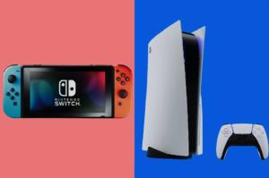 فروش PS5 در ایالات متحده از نینتندو سوئیچ پیشی گرفت