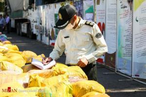 کشف ۹۹۰ کیلوگرم مواد مخدر در بوشهر