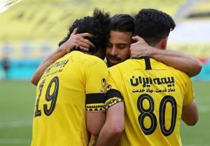 لیگ برتر/ سپاهان اولین ۳ امتیاز را از مس گرفت