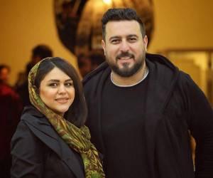 چهره ها/ تبریک ویژه محسن کیایی برای تولد همسرش