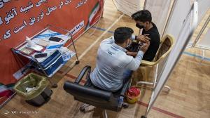 واکسیناسیون دانشآموزان خارجی در بوشهر آغاز شد