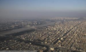 پیشبینی افزایش آلودگی در شهرهای صنعتی خوزستان
