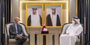 ایران، محور گفتوگوی وزیر خارجه قطر با رابرت مالی