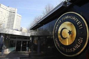 وزارت خارجه ترکیه سفرای ۱۰ کشور را احضار کرد