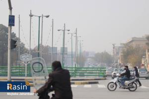 اصفهان سردتر میشود