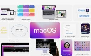 اپل تاریخ انتشار نسخه نهایی MacOS Monterey را اعلام کرد