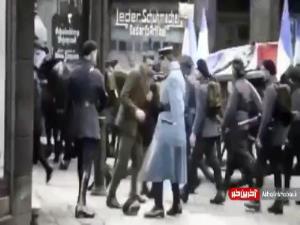 بازسازی فیلمی از روزهای پس از جنگ جهانی اول