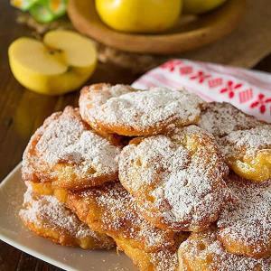 طرز تهیه خاگینه سیب ایتالیایی مجلسی و بسیار خوشمزه