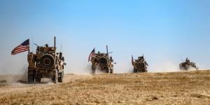 کاروان آمریکا در عراق هدف حمله قرار گرفت