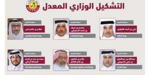 تعدیل در کابینه قطر؛ وزرای جدید سوگند یاد کردند