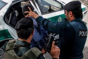 دستگیری عامل شهادت مامور نیروی انتظامی آبادان