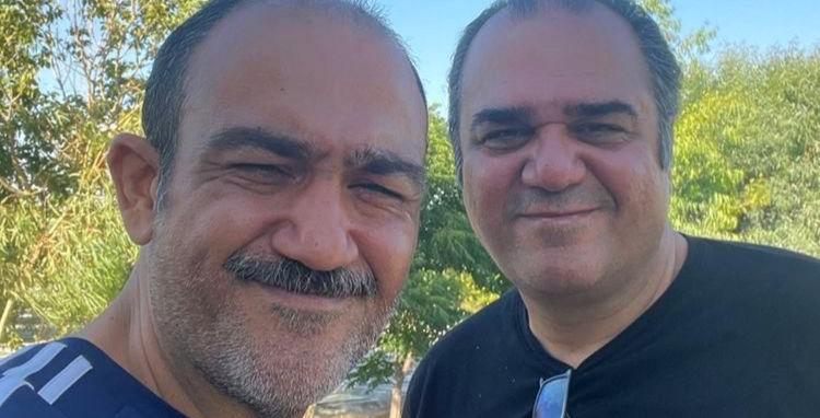 صحبت های بغض آلود برادر مهران غفوریان پس از سکته قلبی