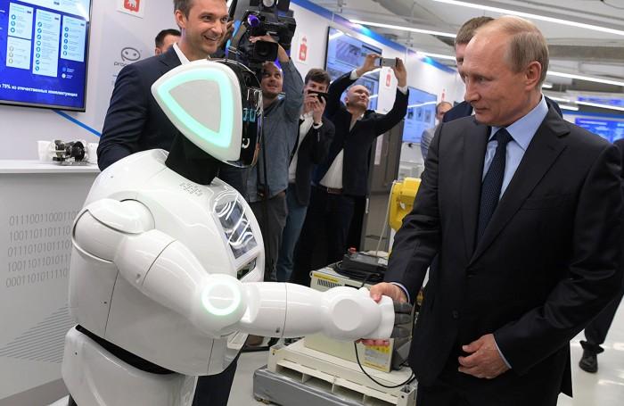 فرار دانشمندان از روسیه؟