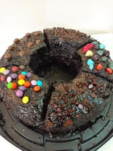 از شما/کیک شکلاتی