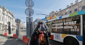 رکورد شکنی های پی در پی کرونا در روسیه؛ مسکو به فکر چاره افتاد