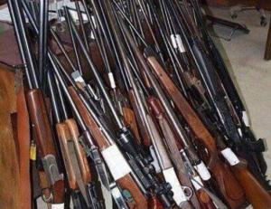 کشف ۲۲ قبضه سلاح غیرمجاز در دزفول