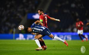 آثمیلان بدون امتیاز در لیگ قهرمانان اروپا