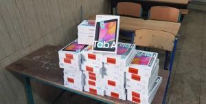 ۱۴ هزار تبلت برای دانشآموزان بیبضاعت ایلامی تهیه میشود