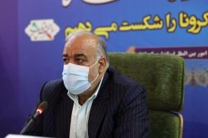 کرمانشاه جزو ۳ استان آخر کشور در زمینه رعایت پروتکلهای بهداشتی است