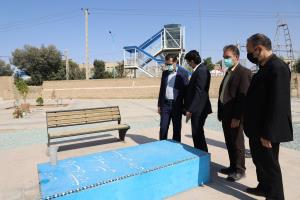 ورود دادستان یزد به بهسازی مقبره آذریزدی