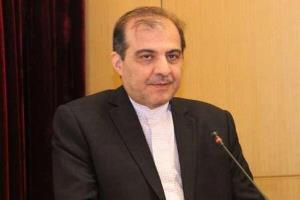 علی اصغر خاجی با نماینده ویژه قطر دیدار کرد