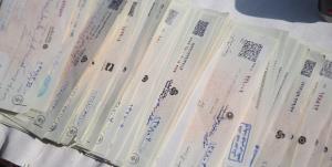 کاهش 20 درصدی تعداد چکهای برگشتی در 6 ماه اول امسال