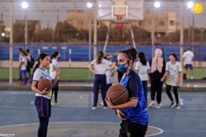 اولین داور زن فلسطینی در بسکتبال خبرساز شد