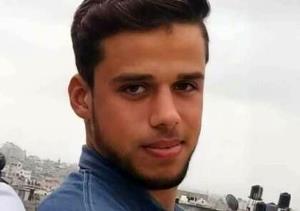 یک جوان فلسطینی به شهادت رسید