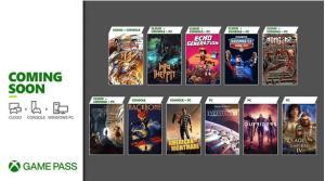 بازیهای جدید سرویس ایکسباکس گیمپس معرفی شدند