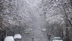 بارش باران و برف در ۱۲ استان کشور از فردا