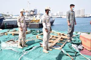 بیش از ۱۷ میلیارد ریال قاچاق در حوزه دریایی گناوه کشف شد