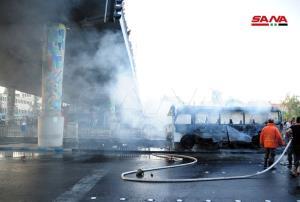 واکنش ایران به اقدام تروریستی امروز در دمشق