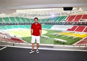 ژاوی: در دوران فوتبالم جوی مانند استادیوم آزادی ندیدهام