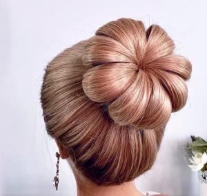موهایتان را با این ترفند زیبا ببندید