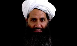 حقانی: رهبر طالبان از بیم پهپادهای آمریکایی در انظار عمومی ظاهر نمیشود