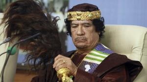 آخرین سخنان القذافی قبل از مرگش چه بود؟