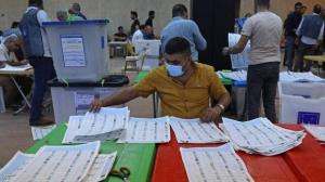 ثبت ۳۷۹ شکایت علیه نتایج انتخابات پارلمانی عراق