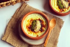 میز اردور/ «سوتلاچ»؛ شیربرنج استانبولی خیلی خوشمزه
